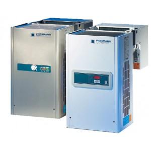Los equipos compactos frigroríficos VIESSMANN con producción propia de unidades frigoríficas ha conseguido una ampliación óptima para sus cámaras.