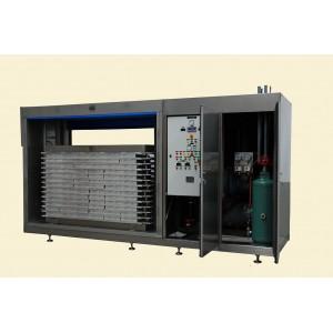 Armarios de congelación por placas de tipo horizontal utilizados para la congelación de productos envasados o en bandejas. Ofrecen una calidad óptima del producto congelado. Mínimo coste energético.